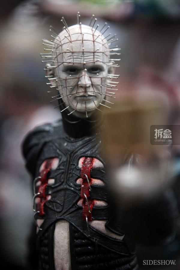 《猛鬼追魂3》- 钉子头PF雕像