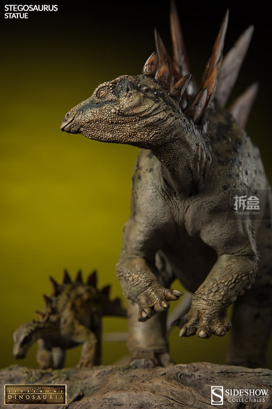 sideshow-dinosauria-stegosaurus-003