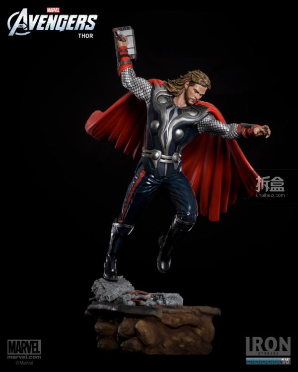 IronStudios-averagers-statue-THOR-003