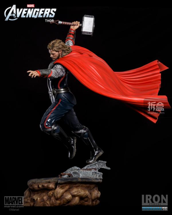 IronStudios-averagers-statue-THOR-006