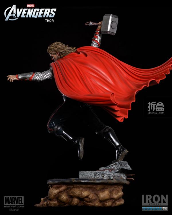 IronStudios-averagers-statue-THOR-010