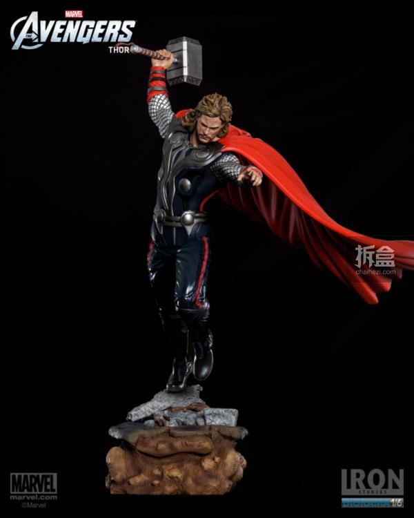 IronStudios-averagers-statue-THOR-014