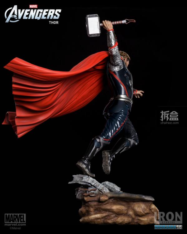 IronStudios-averagers-statue-THOR-015