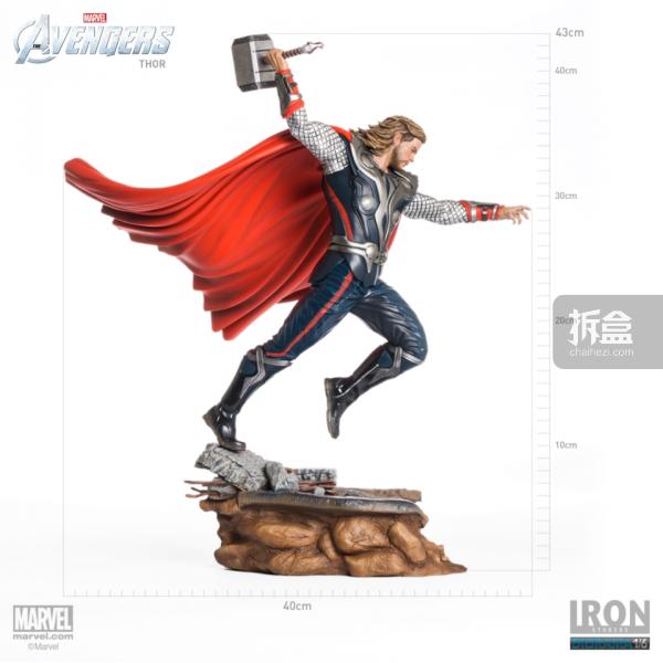 IronStudios-averagers-statue-THOR-022