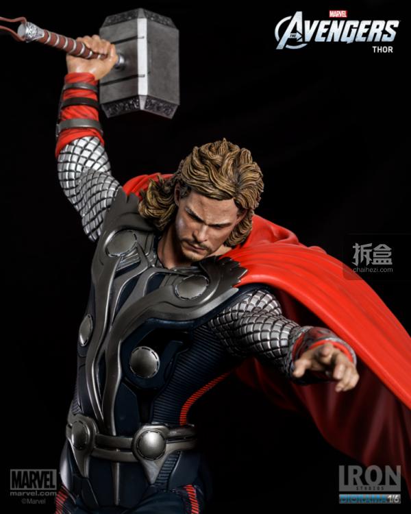 IronStudios-averagers-statue-THOR-026