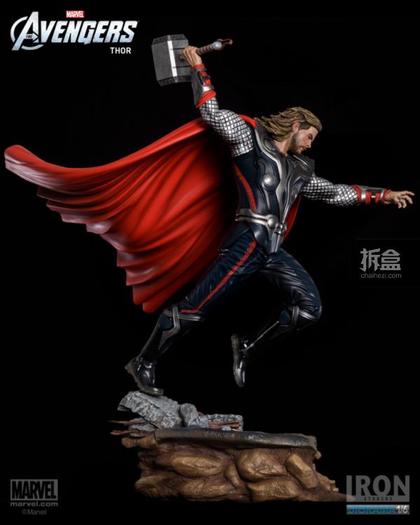 IronStudios-averagers-statue-THOR-030