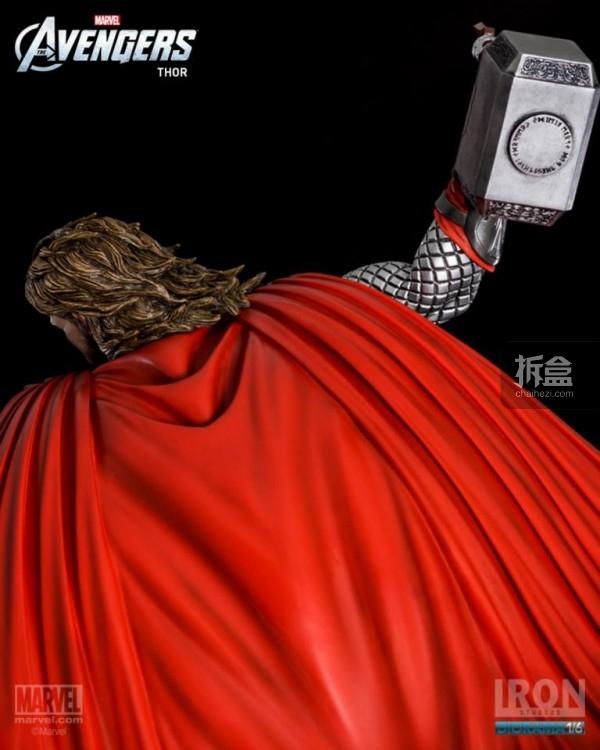 IronStudios-averagers-statue-THOR-032