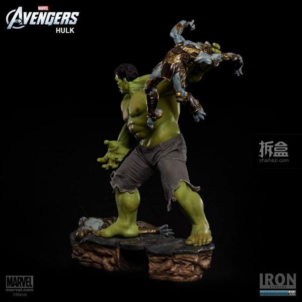 IronStudios-averagers-statue-hulk-011
