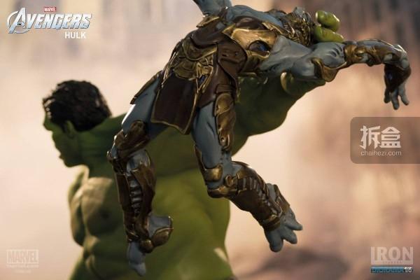 IronStudios-averagers-statue-hulk-016