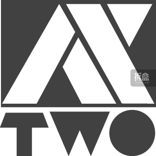 AX2 STUDIO的Logo