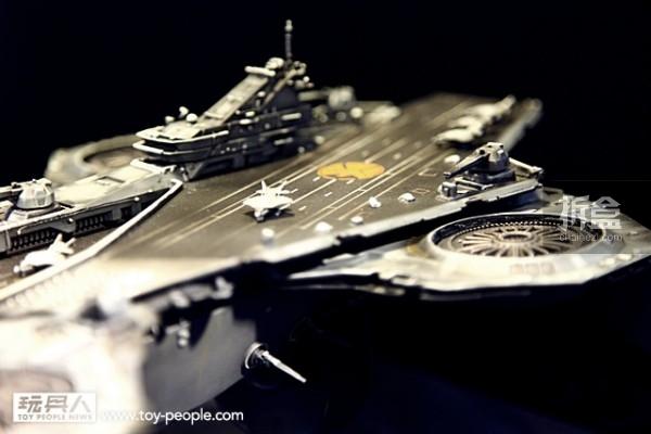 美国队长2 母舰