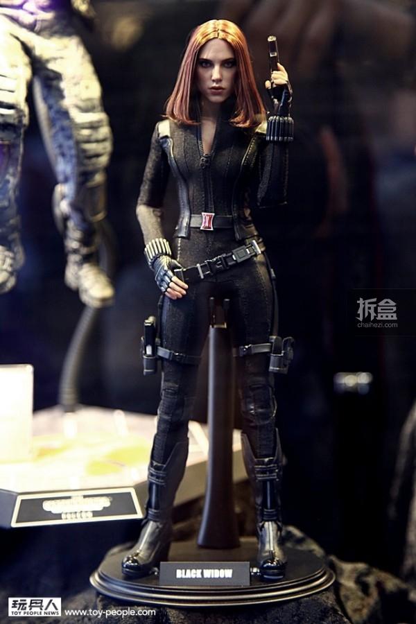 「美国队长2」1/6 黑寡妇 Black Widow3.0