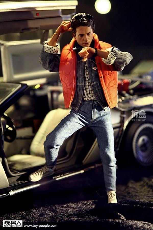 回到未来 马丁/Marty McFly