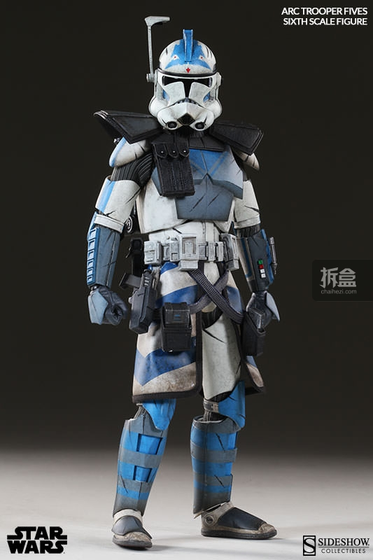 sideshow-ARC-CloneTroopers-Echo-Fives (15)