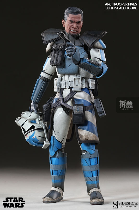 sideshow-ARC-CloneTroopers-Echo-Fives (17)