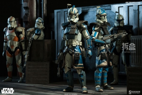 sideshow-ARC-CloneTroopers-Echo-Fives (9)