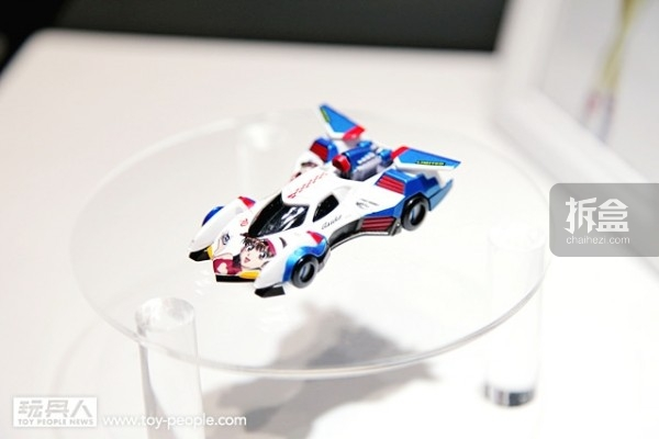 《新世纪GPX高智能方程式赛车》阿斯拉G.S.X 明日香Ver
