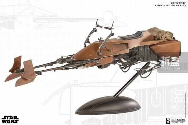 sideshow--Scout Trooper-Speeder Bike (18)