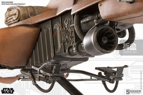 sideshow--Scout Trooper-Speeder Bike (27)