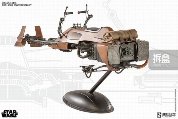 sideshow--Scout Trooper-Speeder Bike (35)