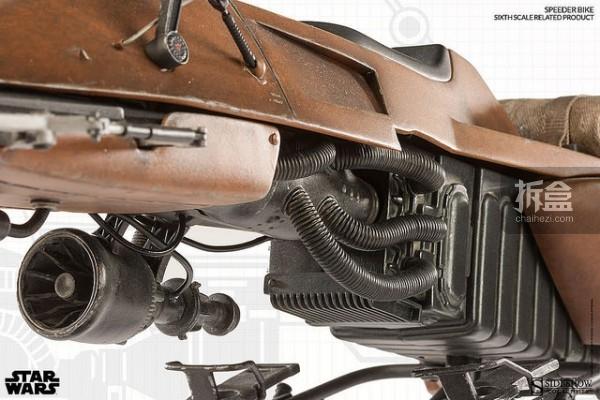 sideshow--Scout Trooper-Speeder Bike (49)