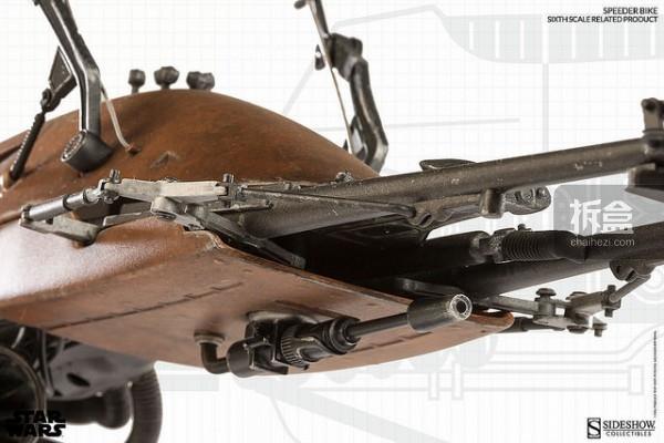 sideshow--Scout Trooper-Speeder Bike (60)