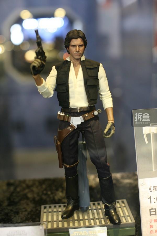 《星球大战IV:新希望》汉.索罗/Han Solo