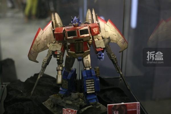 「变形金刚G1」 擎天柱红蜘蛛合体版