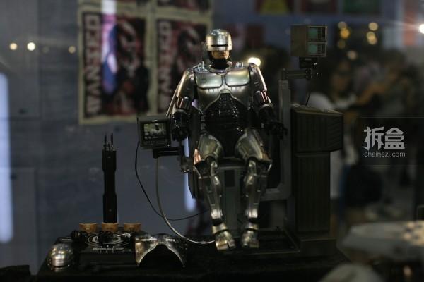 「合金系列」1/6 机械战警/RoboCop墨菲警官-合金发声版人偶