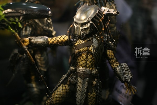 「2014会场限定」《异形大战铁血战士AVP》- 远古铁血/Ancient Predator