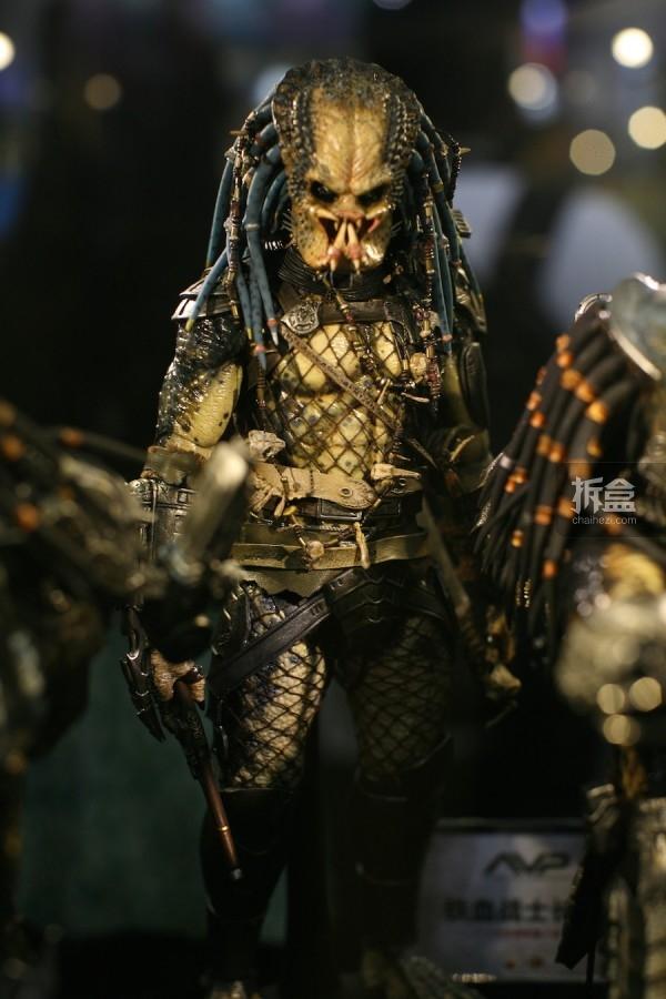 《铁血战士2》长老铁血2.0(Elder Predator)