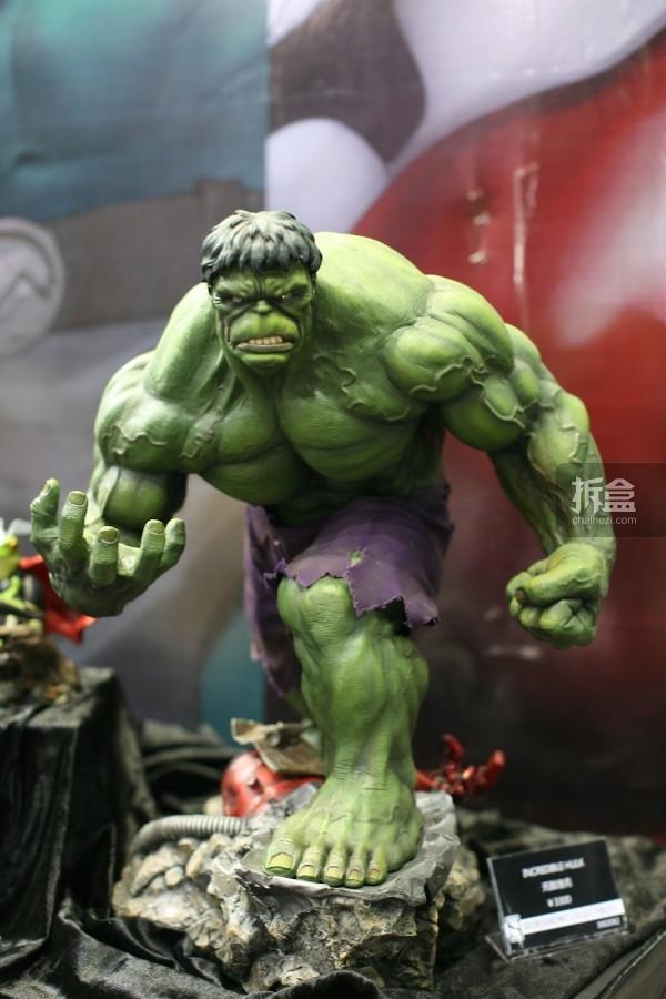 绿巨人 无敌浩克/ Incredible Hulk PF系列雕像