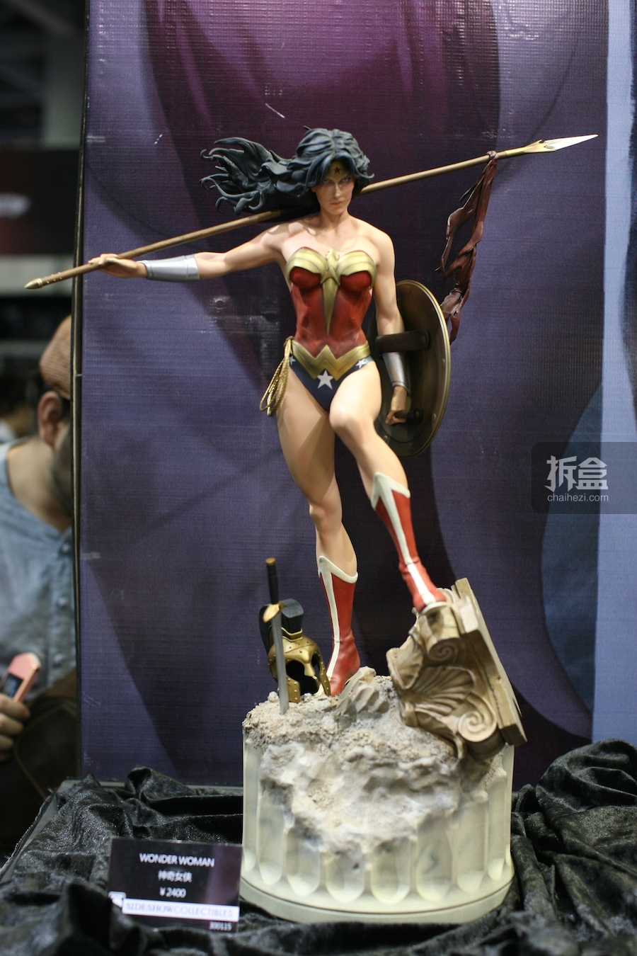 神奇女侠 Wonder Woman PF系列雕像