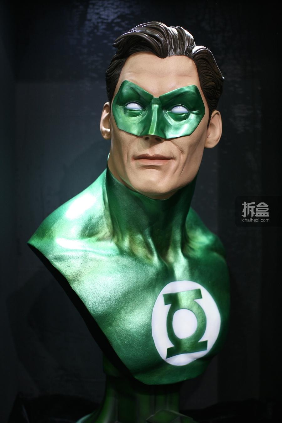 1:1 绿灯侠Green Lantern 胸像