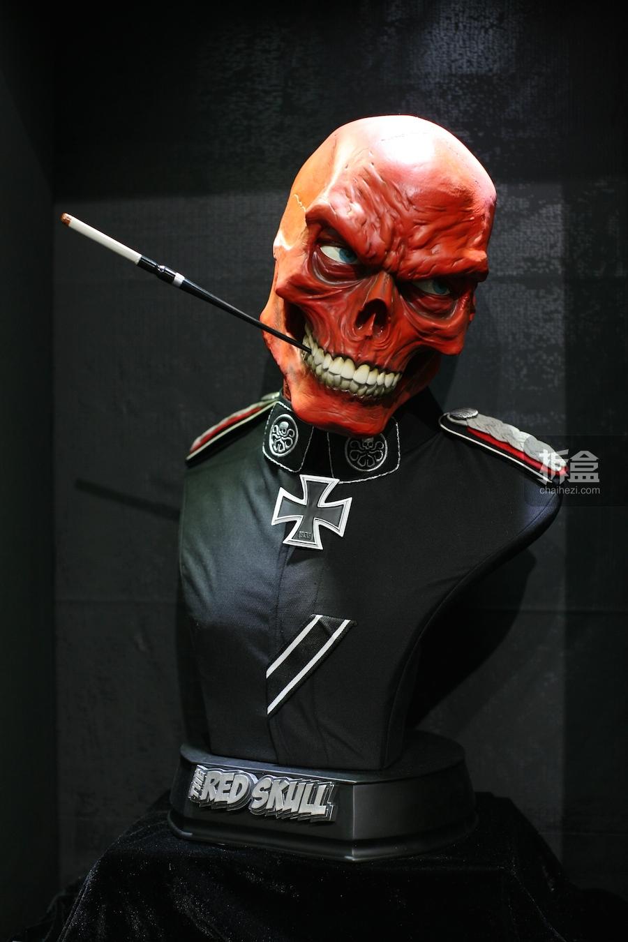 1:1 红骷髅 胸像 Red Skull