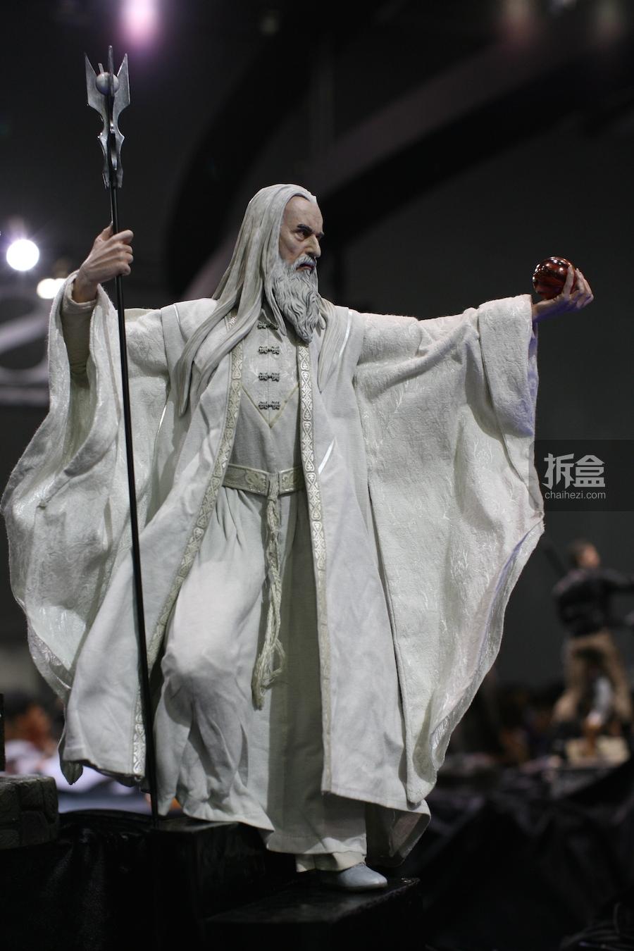 萨鲁曼 Saruman PF系列雕像