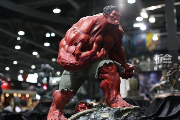 红巨人Red Hulk PF系列雕像