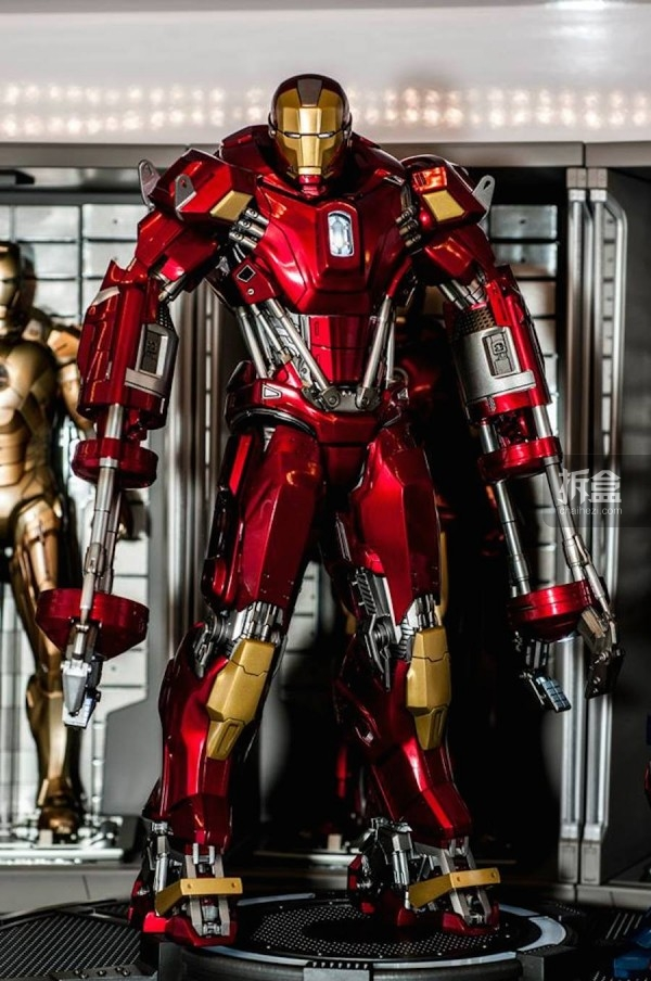HOTTOYS IRONMAN HOUSE PARTY PROTOCOL-jo (13)