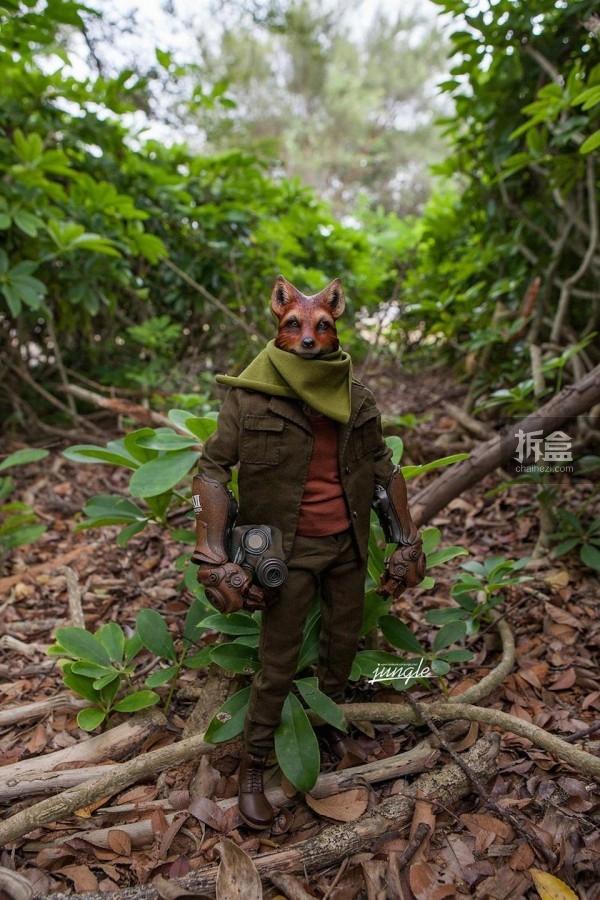 Jungle Chen-Black 13 Park - TOWE-037