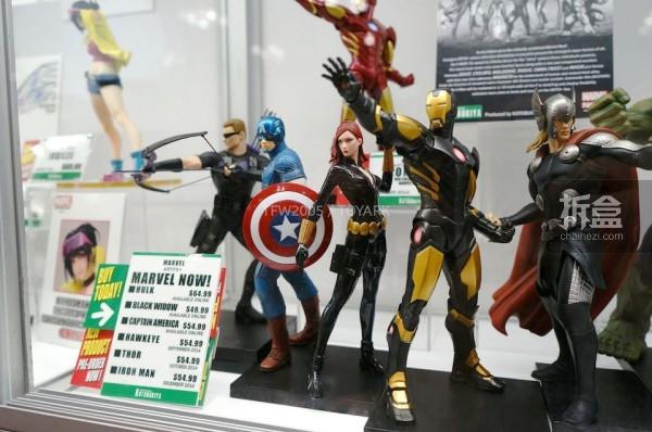 NYCC 2014 Kotobukiya Marvel  (7)