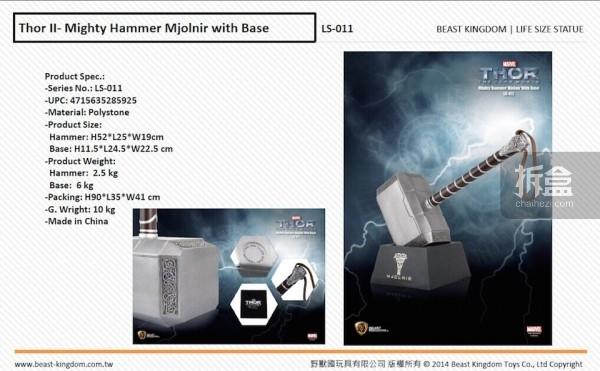 beastkingdom-thor-hammer-lifesize