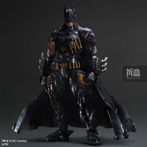 PAK-variant-Armored Batman