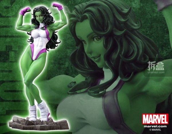 kotobukiya-bishoujo-She-Hulk