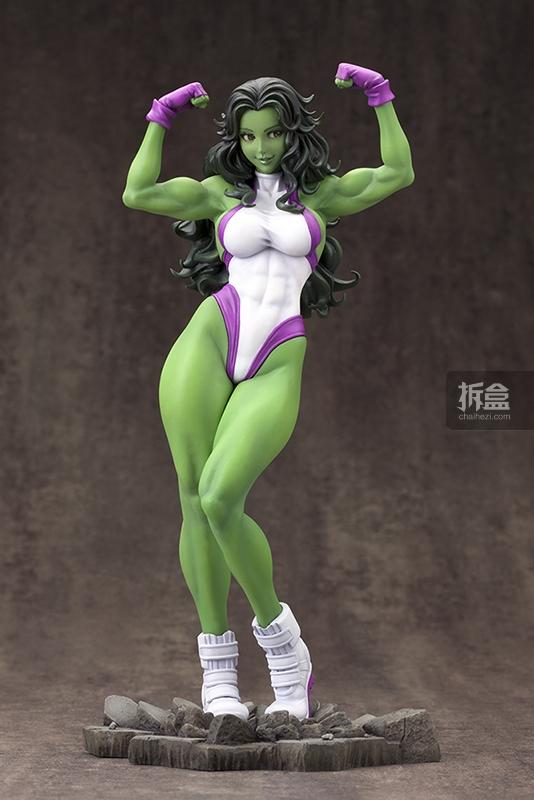 kotobukiya-bishoujo-She-Hulk  (10)