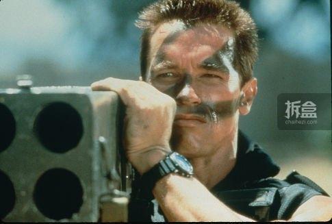 HT-Commando-John Matrix