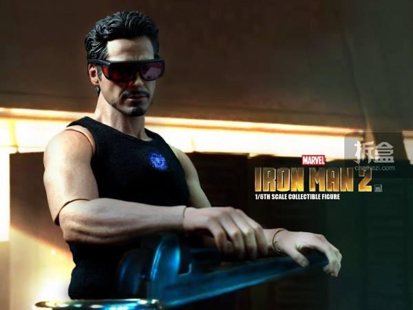 HT-Tony Stark with Arc Reactor-bing-001