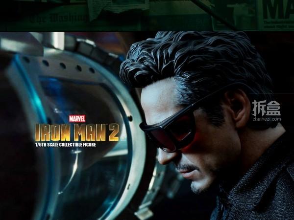 HT-Tony Stark with Arc Reactor-bing-005