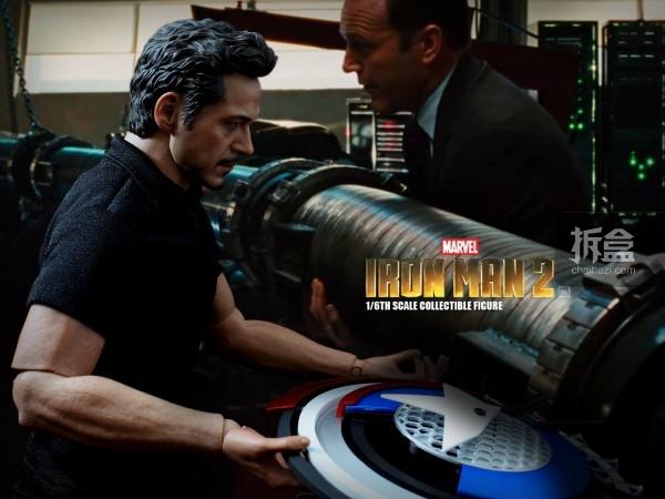 HT-Tony Stark with Arc Reactor-bing-006