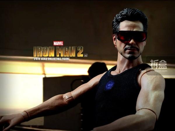 HT-Tony Stark with Arc Reactor-bing-009