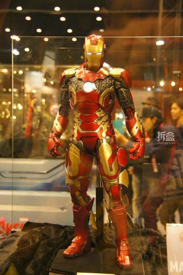 Hot Toys Booth at Toy Soul -Jingobell -015